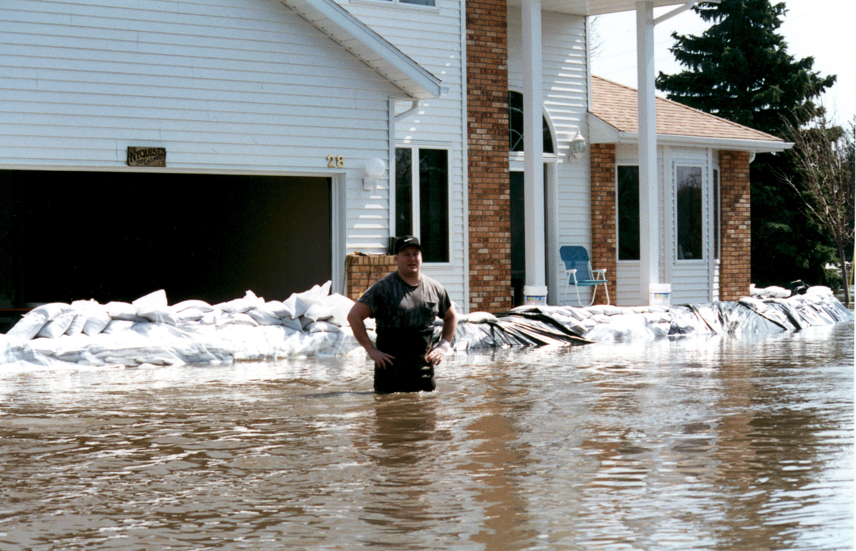 Cobertura de inundación