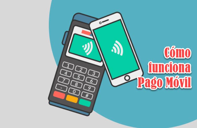 ¿Cómo funciona pago móvil?