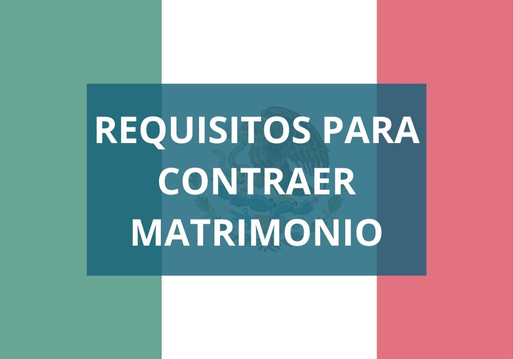 Requisitos para casarse por el Civil