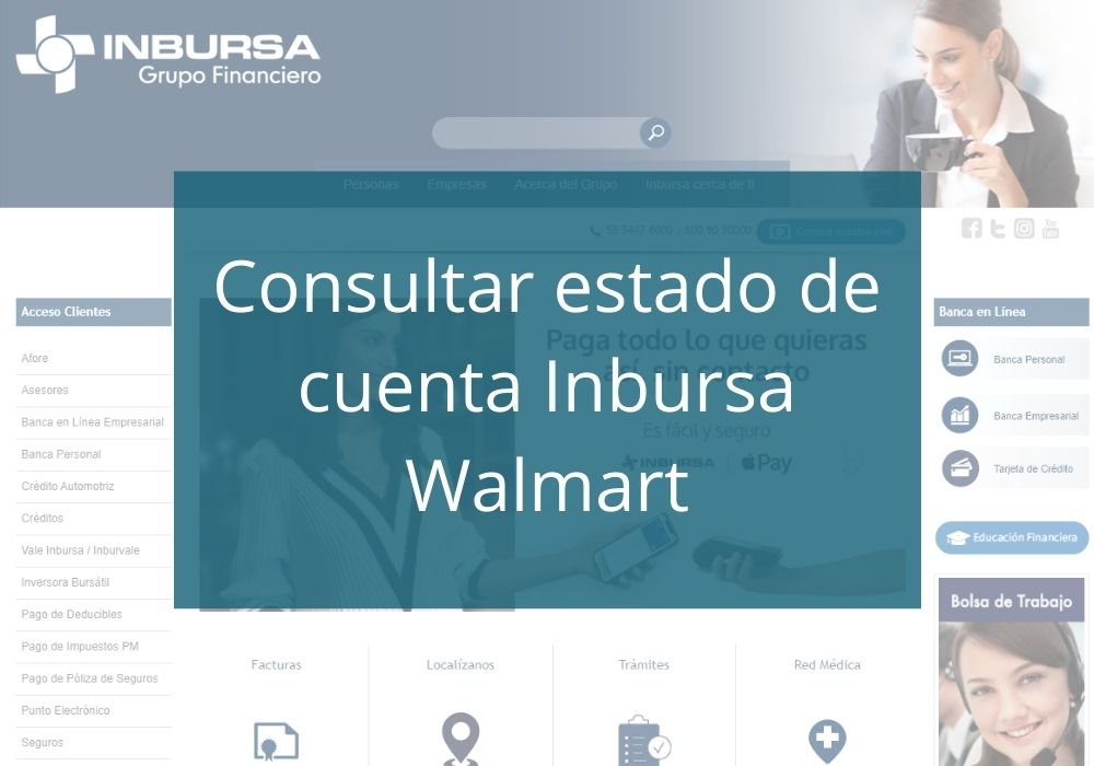 Estado de cuenta de tarjeta de Crédito Inbursa - Consultar e Imprimir